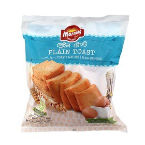 Well Food Morning Fresh Plain Toast - 300gm
