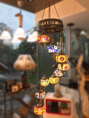Turkish Hanging Chandelier/9