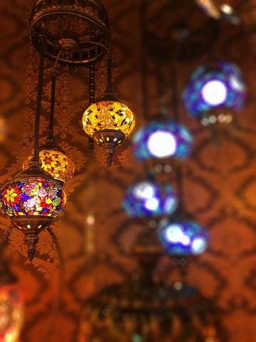 Turkish Hanging Chandelier/3