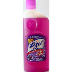 Lizol Lavender Disinfectant Surface Cleaner - 500ml