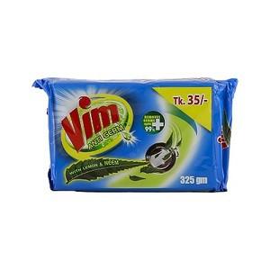 Vim Bar Lemon & Neem Dish Wash - 325gm