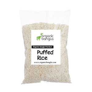 Puffed rice (Guti Shorna Dhaner Muri) - 500gm