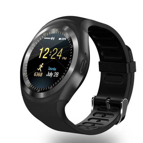 Y1 Smart Bluetooth Watch Phone