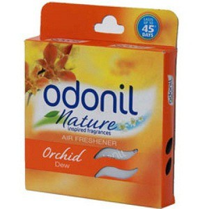 Odonil Natural Air Freshner Orchid Dew - 50gm
