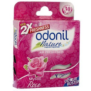 Odonil Natural Air Freshner Mystic Rose - 50gm