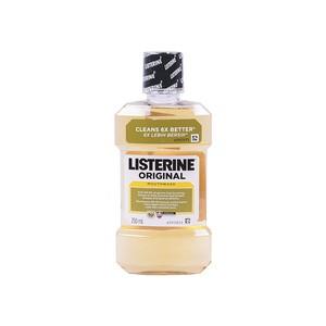 Listerine Mouth Wash Original - 250ml