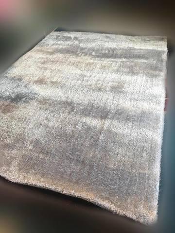 Rug/Solid Color/Gray