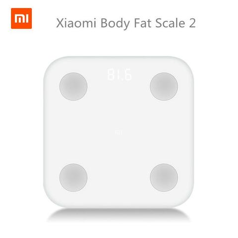 Xiaomi Mi Body Fat Smart Scale White