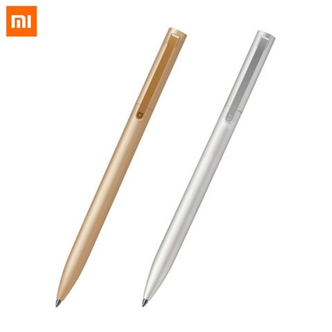 Original Xiaomi Mijia Metal Sign Pen