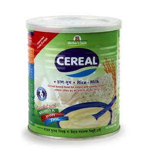 Mother's Smile Cereal Rice Milk -  400 Gm