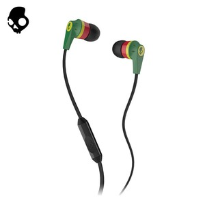 SkullCandy Ink'D Supreme Sound - Green - Headphone