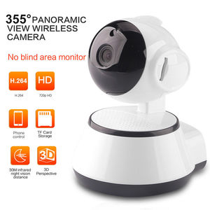 Mobile Operated wi-fi Security Camera