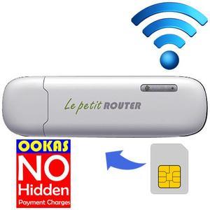 D-LINK DWR-710 Le Petit 3G HSPA+ SIM WiFi Modem Router