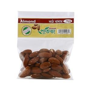 Protiva Kath Badam (Almond) - 50gm