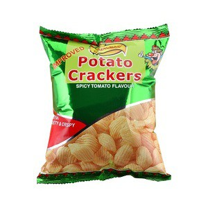 Meridian Potato Crackers - 30gm