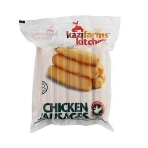 Kazi Farms Kitchen Plain Chicken Sausages - 340gm
