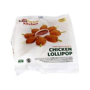 Kazifarms Kitchen Chicken Lollipop - 300gm