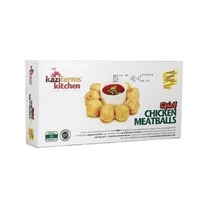 Kazifarms Kitchen Chicken Meatballs - 250gm