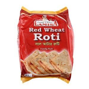 Lamisa Red Wheat Roti  Family Pack - 20Pcs