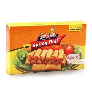 Pran Jhatpat Mini Spring Roll - 200gm