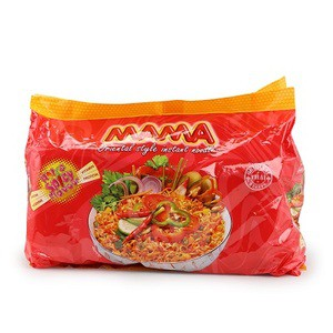 Mama Hot & Spicy Flavour Noodles - 496gm