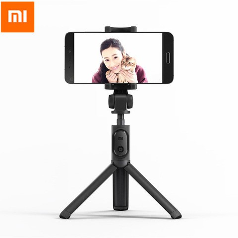 Xiaomi Mi Selfie Stick Tripod Wireless Bluetooth Remote Control Portable Monopod