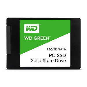 WD SSD Hard drive 120 GB