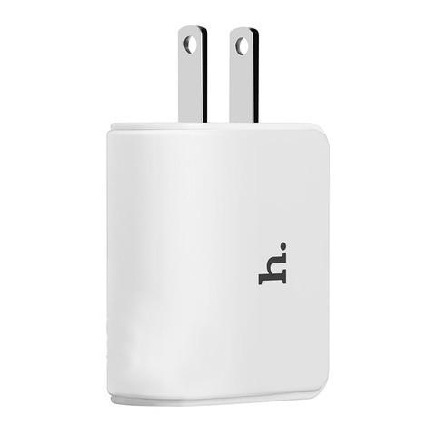 Hoco Dual port adapter