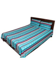 Double size Bed-sheet Set-3 pecs