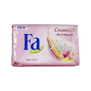 Fa Cream & Oil Silk & Magnolia Soap - 175gm
