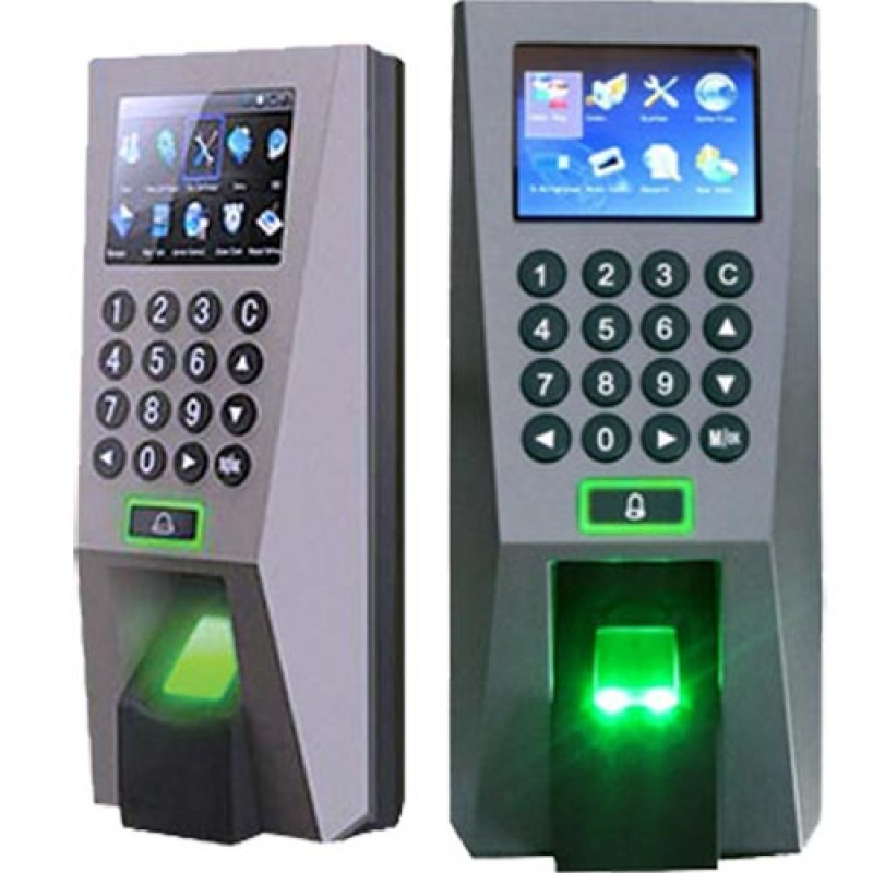 zKTeco Access Control and Time Attendance F18