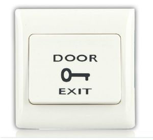 Exit Door Button by ZKTeco