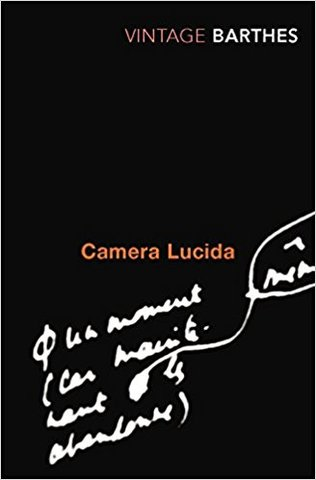 Camera Lucida: Reflections on Photography (Vintage Classics) Paperback – 15 Jul 1993