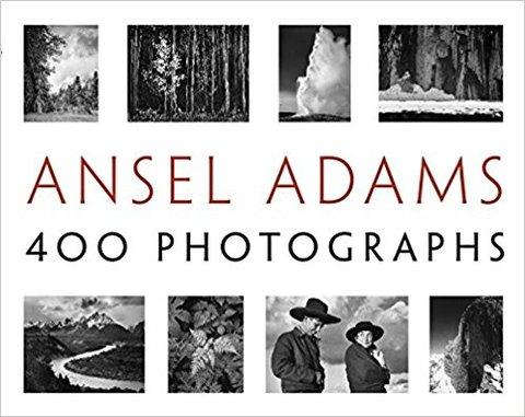 Ansel Adams' 400 Photographs Paperback – 31 Oct 2013