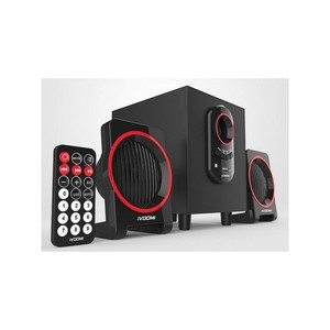iVO-1610 2.1Ch Speaker with USB, Remote Control, LED Display
