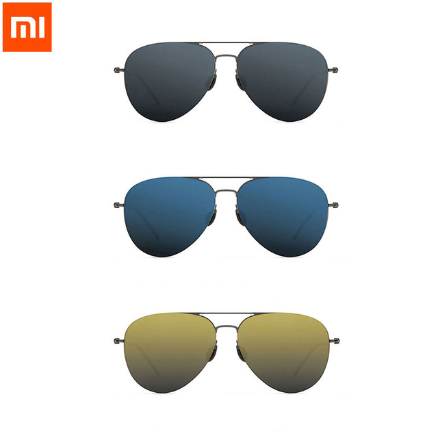 Xiaomi Mi TS Polarized Light Sunglasses Blue   Gray 92fbde737c4
