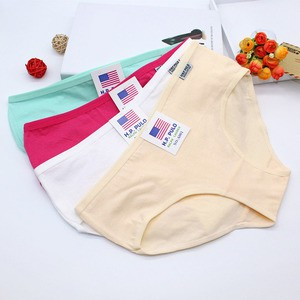 Lovebite 4pcs lot Soft Comfortable Briefs For Female