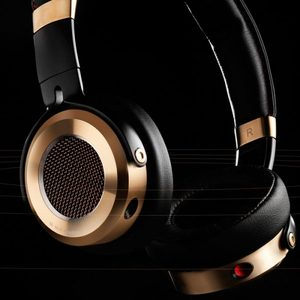 Mi HeadPhone Black+Gold