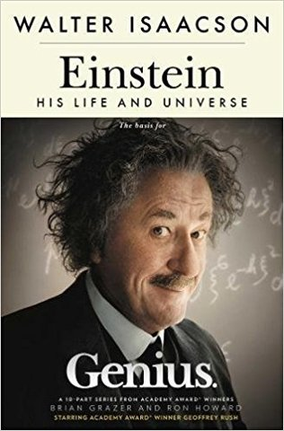 Einstein: His Life and Universe (Paperback)