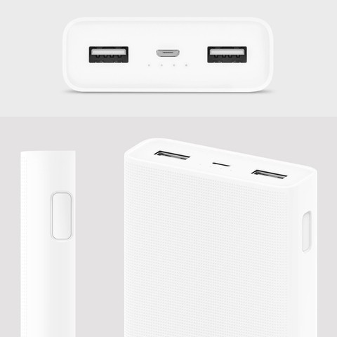 Xiaomi ( Mi ) Power Bank 20000 mAh V2C
