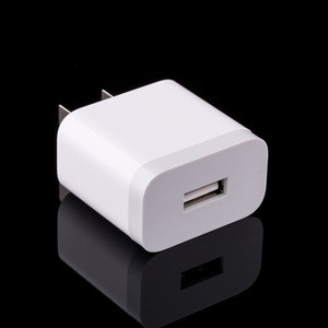 Original Xiaomi USB 2A Fast Charging Portable Charger-White