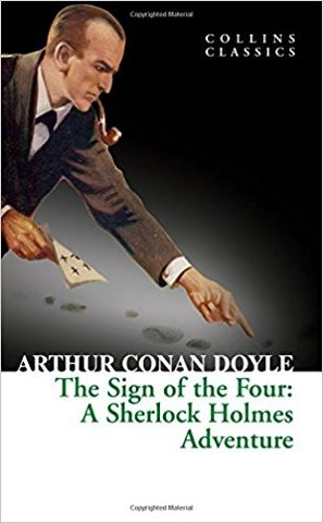 The Sign of the Four (collin classics)