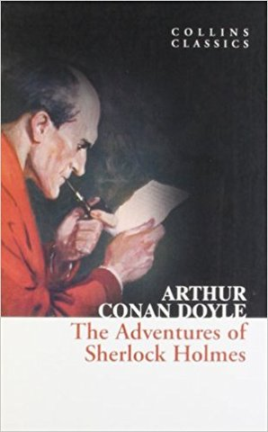 The Adventures of Sherlock Holmes (collin classics)