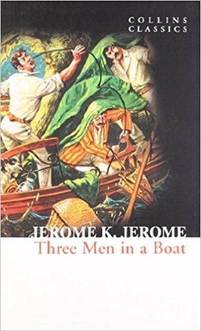 Three Men In A Boat (collin classics)