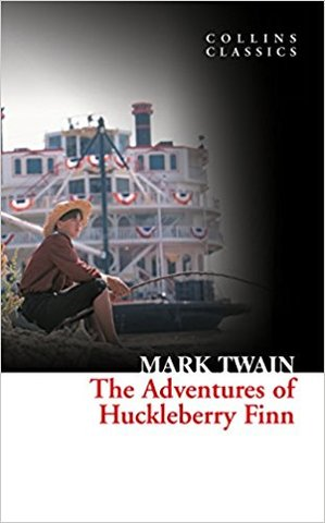 The Adventures of Huckleberry Finn (collin classics)