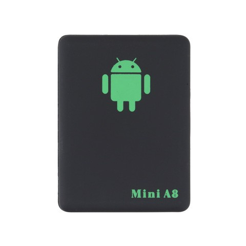 GPRS Tracker Mini A8 Real Time GSM/GPRS/LBS Tracking Device