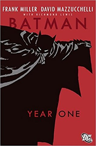 Batman: Year One (Batman, Volume I #404-407)