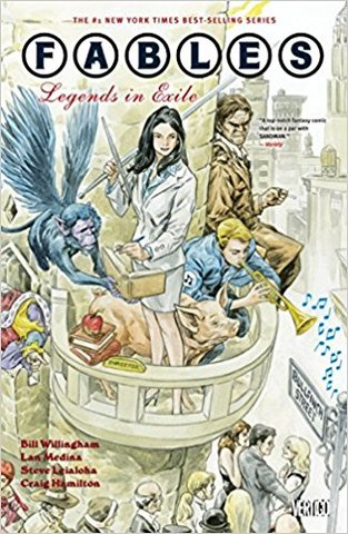 Fables, Volume 1: Legends in Exile (Fables #1)