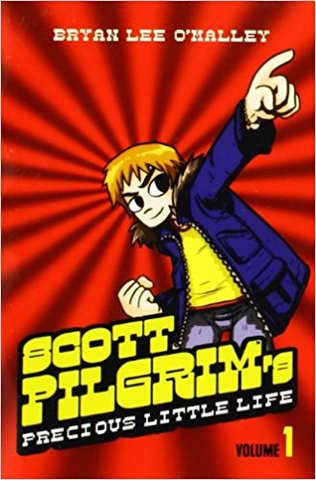 Scott Pilgrim's Precious Little Life (Scott Pilgrim #1)
