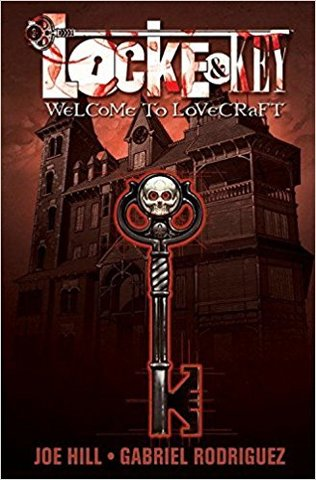 Locke & Key, Volume 1: Welcome to Lovecraft (Locke & Key #1)